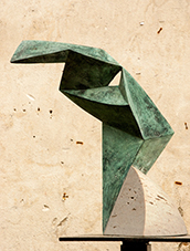 Internal-balance-bronze-limestone-39x28x18cm-2013 blog